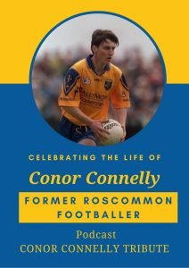 Conor Connelly Roscommon FootBall