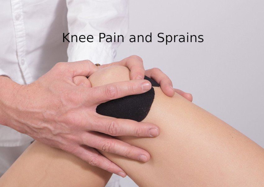 MEDIAL KNEE PAIN or SPRAIN (MCL SPRAIN)