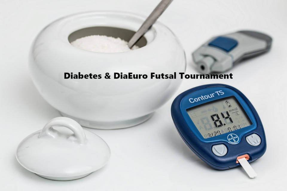 Diabetes & DiaEuro Futsal?