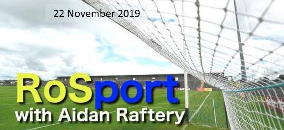 Rosport Roscommon 22 November 2019