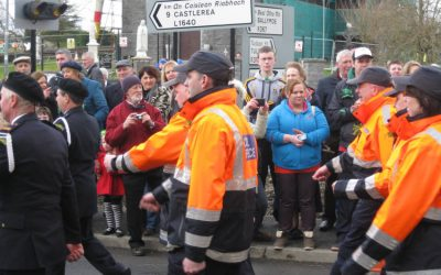How I got Involved with Roscommon Civil Defence