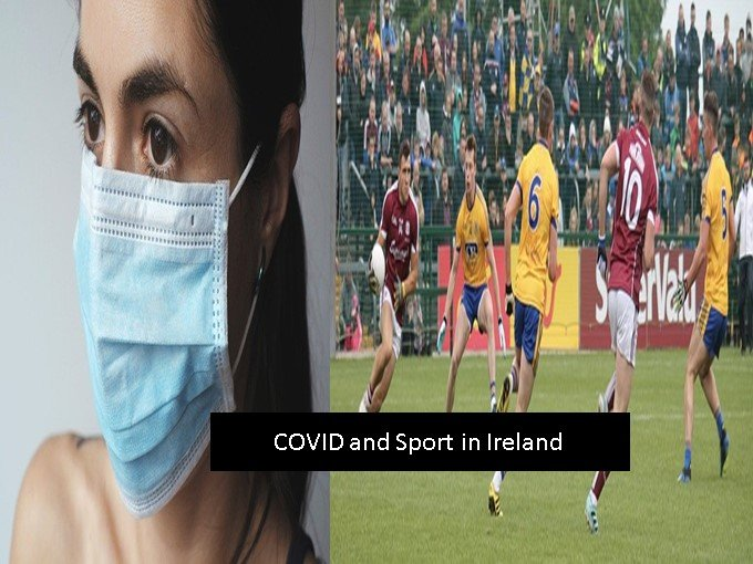covid and sport in ireland