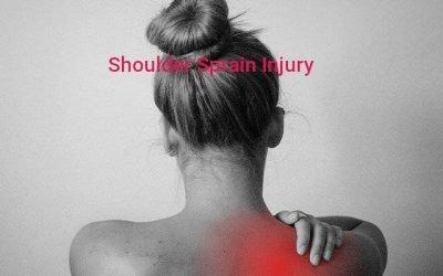 Shoulder Sprain Injury
