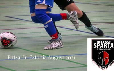Futsal in Estonia 2021