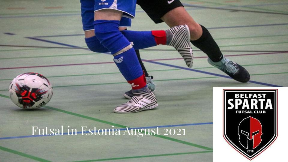 futsal estonia 2021